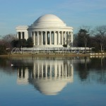 JEFFERSON MEMORIAL. WASHINGTON DC
