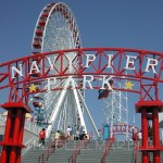 NAVY PIER. CHICAGO