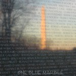 VIETNAM MEMORIAL. WASHINGTON DC