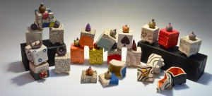 SELECTION OF SMALL BOXES