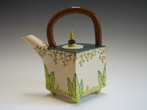 JUNGLE TEAPOT