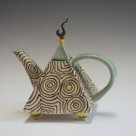 OPTIX TRIANGLE TEAPOT