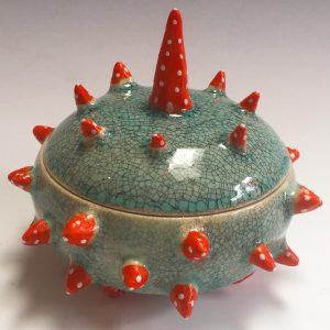 Urchin Container